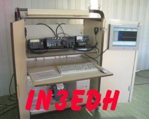 stazione radio IN3EDH